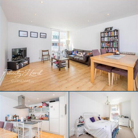 1 bedroom flat to rent - East Central, EC1V