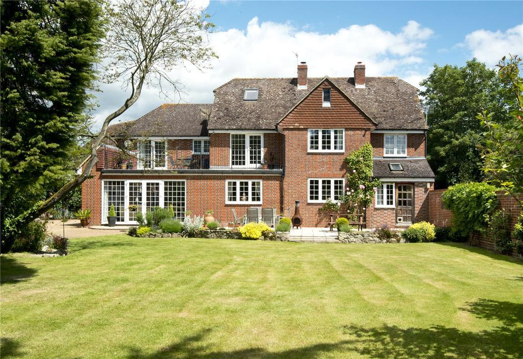 7 Bedrooms Detached House for sale in Court Lane, Hadlow, Tonbridge, Kent, TN11