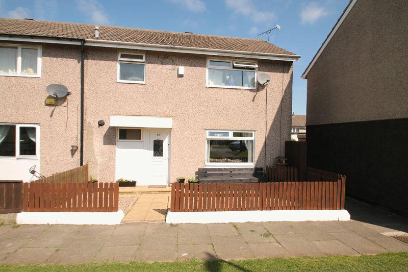 3 Bedrooms End Of Terrace House for sale in Ainstable Road, Ormesby