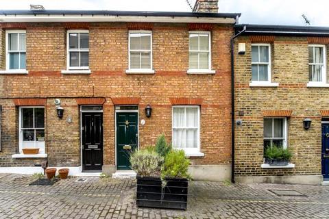2 bedroom cottage to rent - St James' Cottages, Richmond, Surrey , TW9