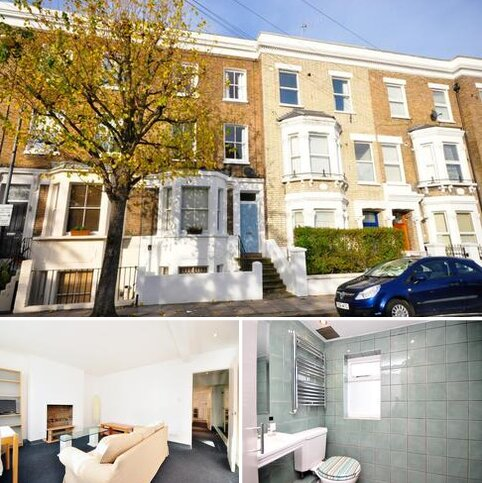 1 bedroom apartment to rent - Bramber Road W14