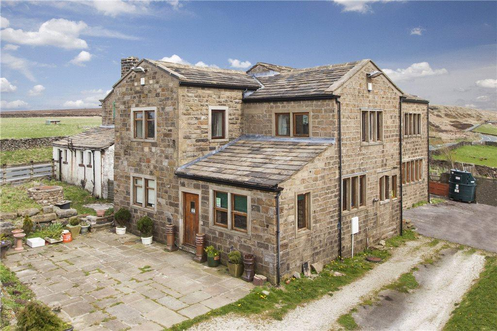 4 Bedrooms Detached House for sale in Lancashire Moor Road, Trawden, Colne, Lancashire