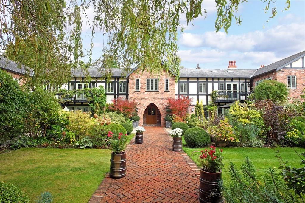 6 Bedrooms Detached House for sale in Kings Road, Wilmslow, Cheshire, SK9