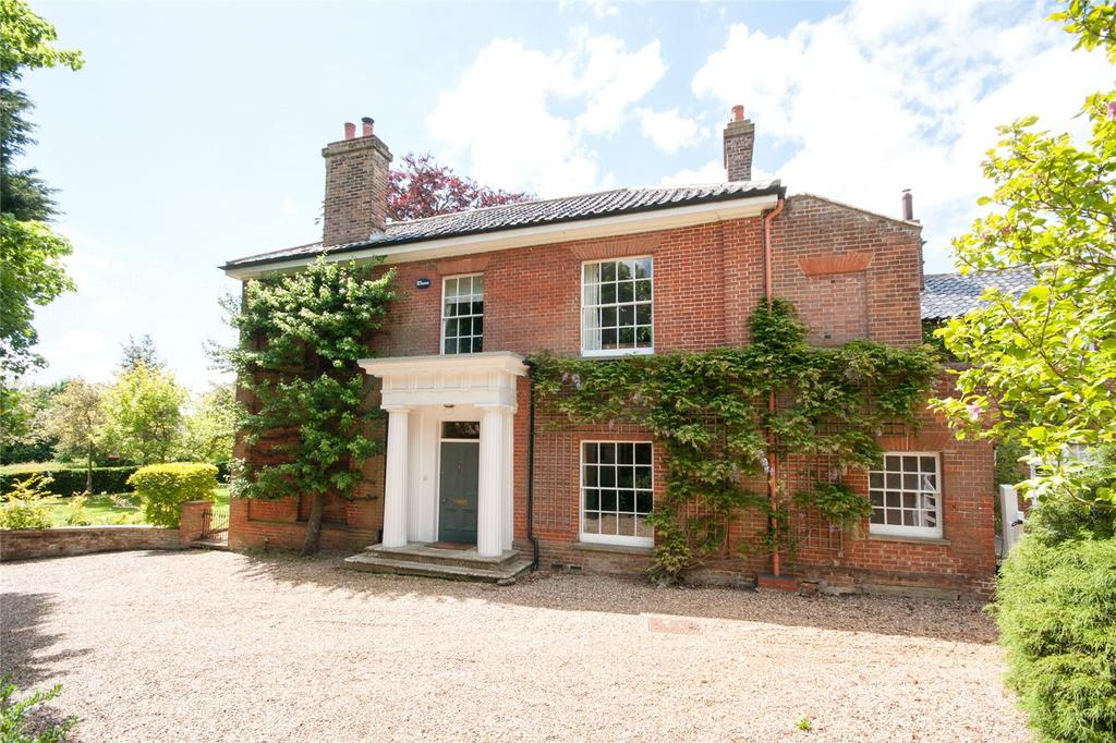 7 Bedrooms Detached House for sale in Dereham Road, Reepham, Norfolk, NR10