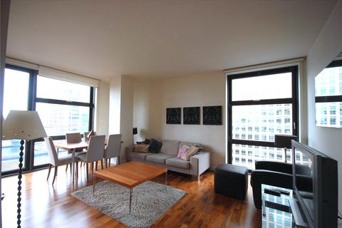2 bedroom flat to rent - Discovery Dock Apartments West, Canary Wharf, London
