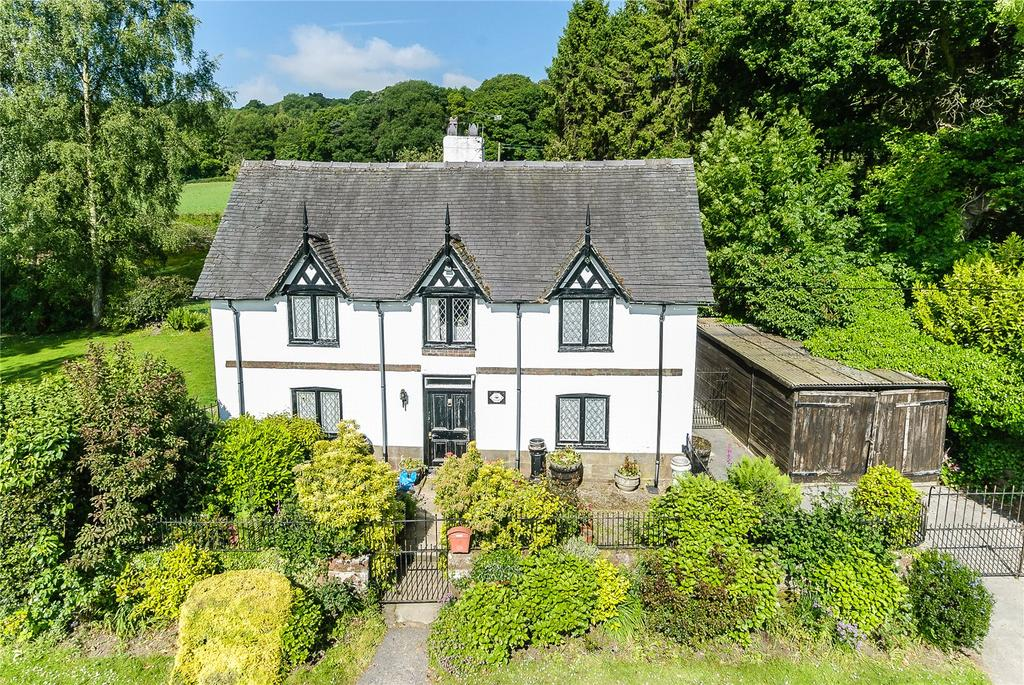 4 Bedrooms Detached House for sale in Stone House Lane, Peckforton, Tarporley, Cheshire