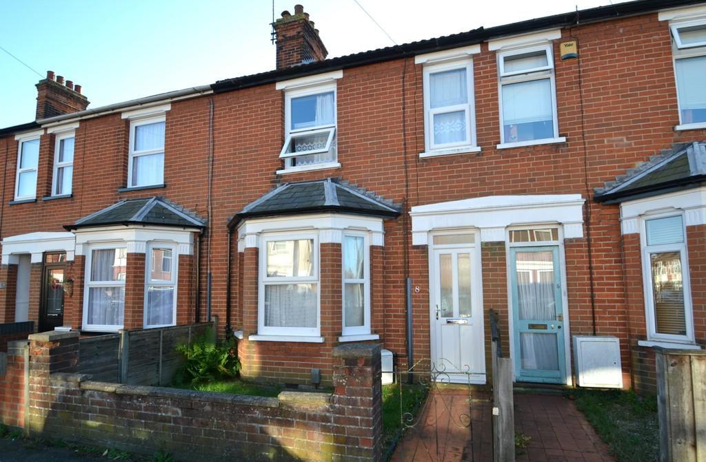 3 Bedrooms Terraced House for sale in Stradbroke Road, Ipswich