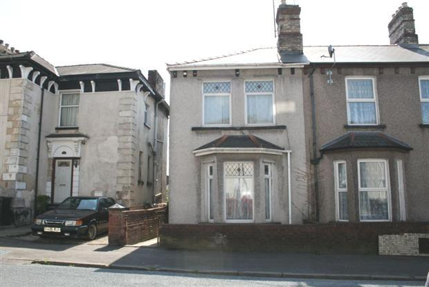 3 Bedrooms End Of Terrace House for sale in Fairoak Avenue, Maindee, Newport