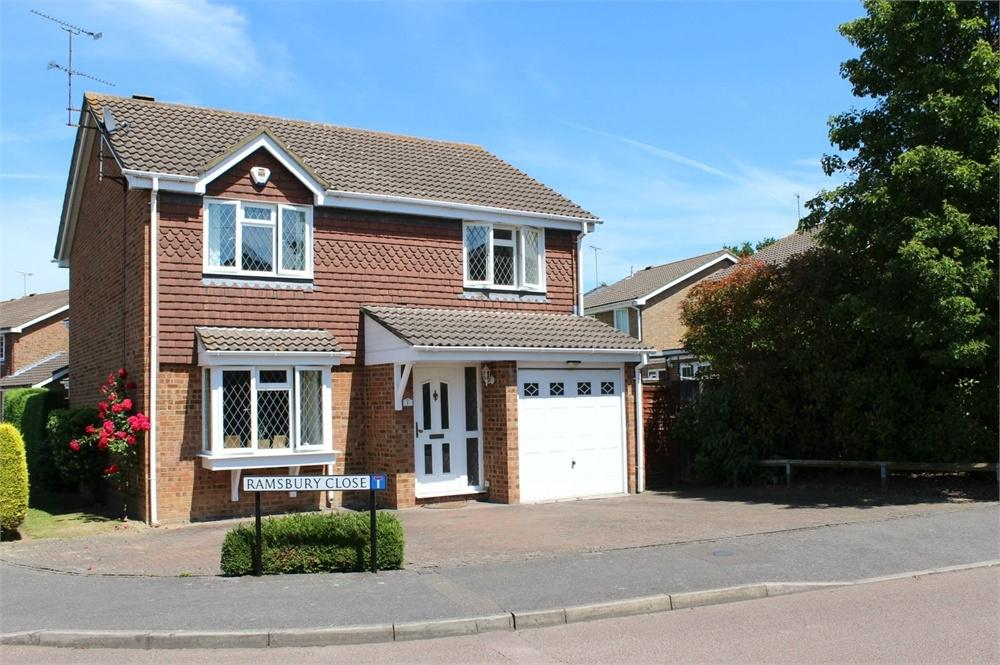 4 Bedrooms Detached House for sale in Ramsbury Close, Bracknell, Berkshire