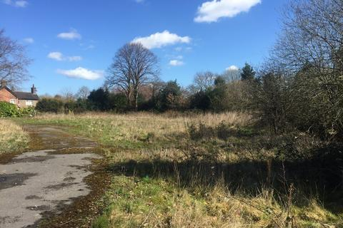 Land for sale - DEVELOPMENT SITE ADJOINING LEFTWICH FARM