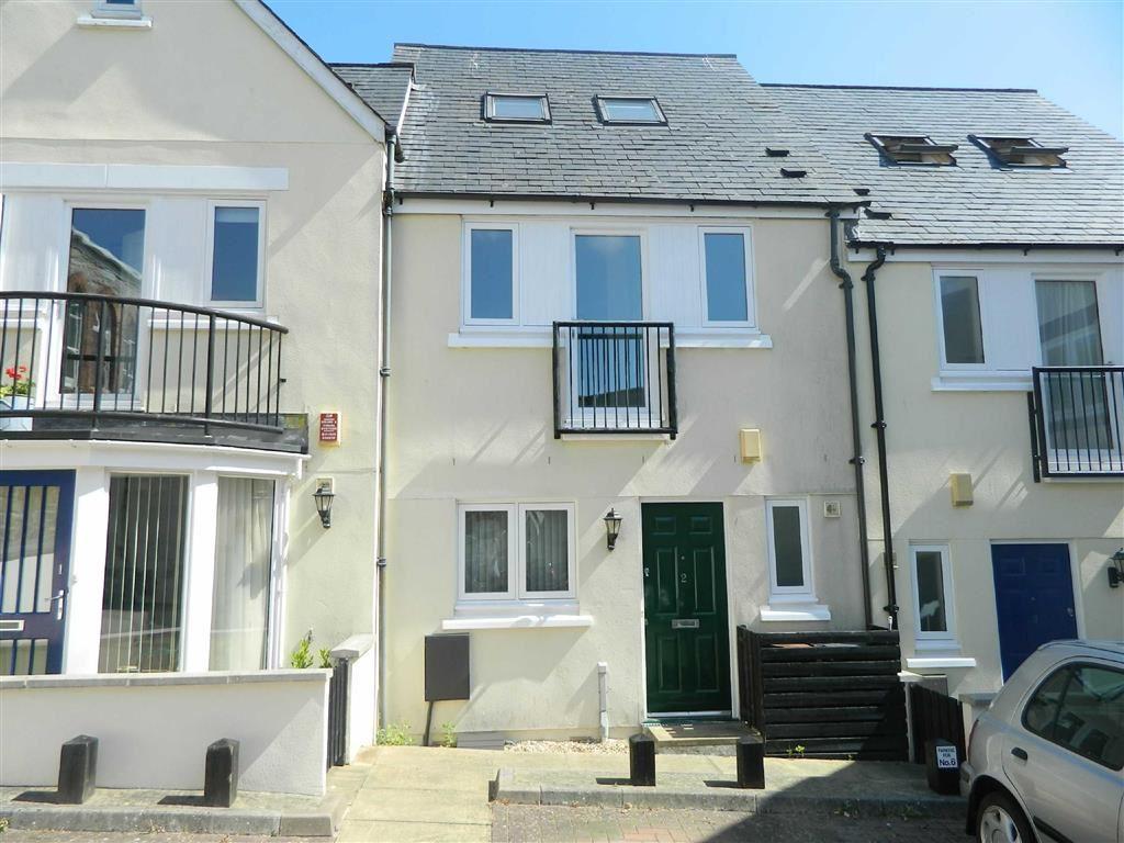 2 Bedrooms Semi Detached House for sale in Grove Mews, Totnes, Devon, TQ9