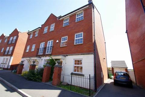 4 bedroom townhouse to rent - Doe Close, Penylan, Cardiff, CF23 9HJ