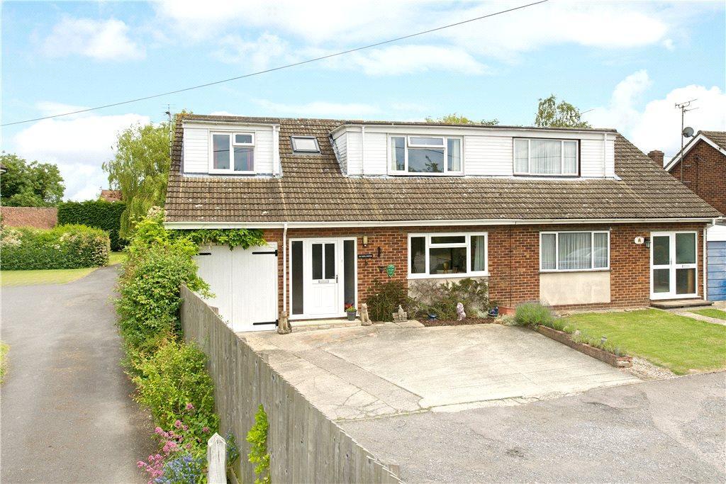 3 Bedrooms Semi Detached House for sale in Main Street, Grendon Underwood, Buckinghamshire