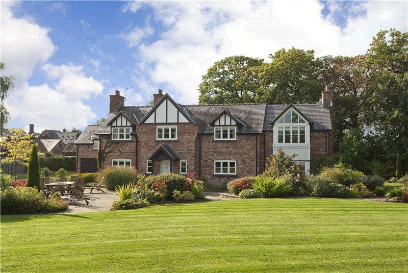 5 Bedrooms Unique Property for sale in Park Lane, Pulford, Chester, CH4