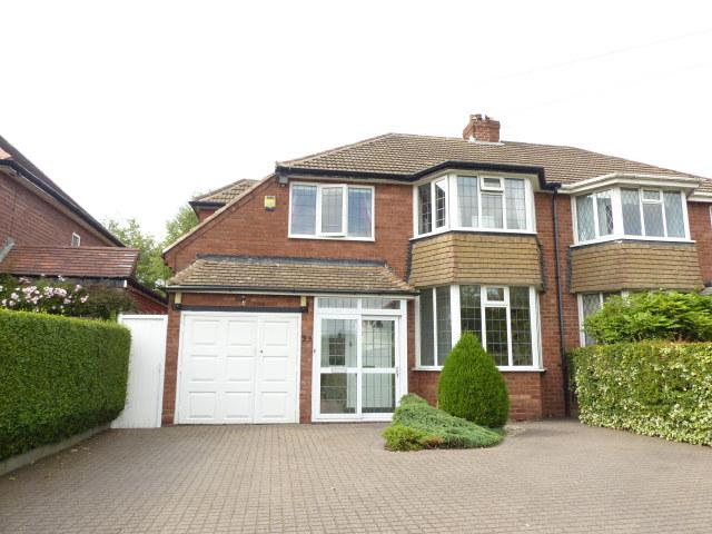 4 Bedrooms Semi Detached House for sale in Bridle Lane,Streetly,Sutton Coldfield