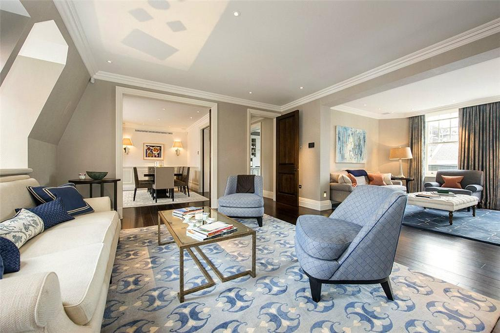 3 Bedrooms Flat for sale in Mount Street, Mayfair, London, W1K