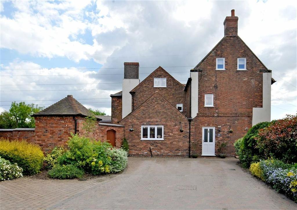 6 Bedrooms Barn Conversion Character Property for sale in Saredon Hall Mews, Saredon Hall Farm, Great Saredon, Wolverhampton, Staffordshire, WV10