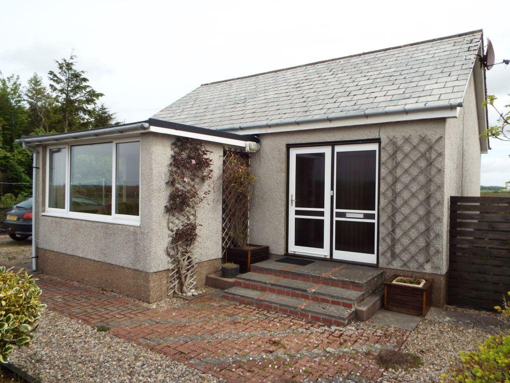 1 Bedroom Garages Garage / Parking for sale in The Bungalow, Lower Banniskirk, Halkirk, KW12 6XA