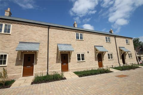 3 bedroom terraced house to rent - Church View, Foxton, Cambridge, CB22