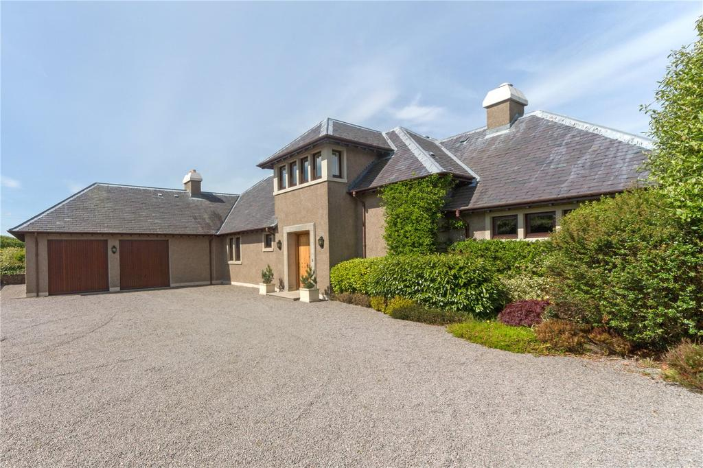 4 Bedrooms Detached House for sale in Forres, Moray