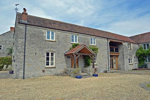 6 bedroom barn conversion to rent - Huxham Lane, Shepton Mallet