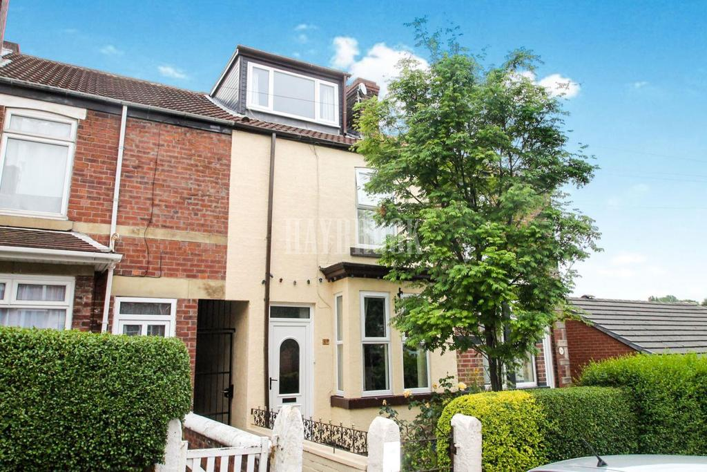 3 Bedrooms Terraced House for sale in Aldred Street, Clifton