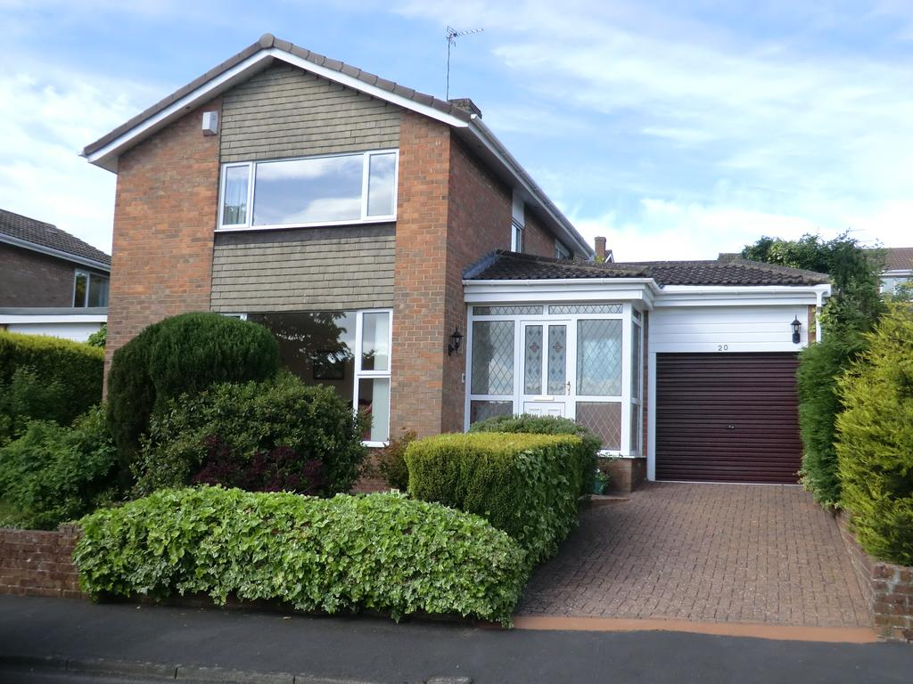 3 Bedrooms Detached House for sale in Lanchester, Co. Durham DH7