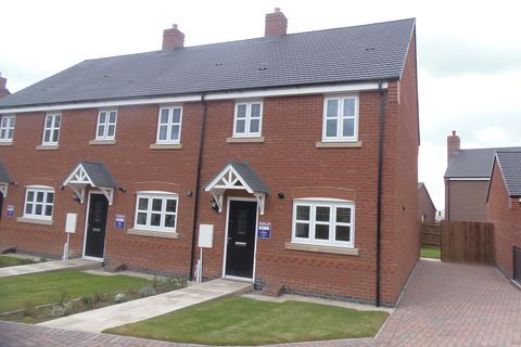 3 bedroom townhouse to rent - Daultry Road, Huncote, Leicestershire LE9