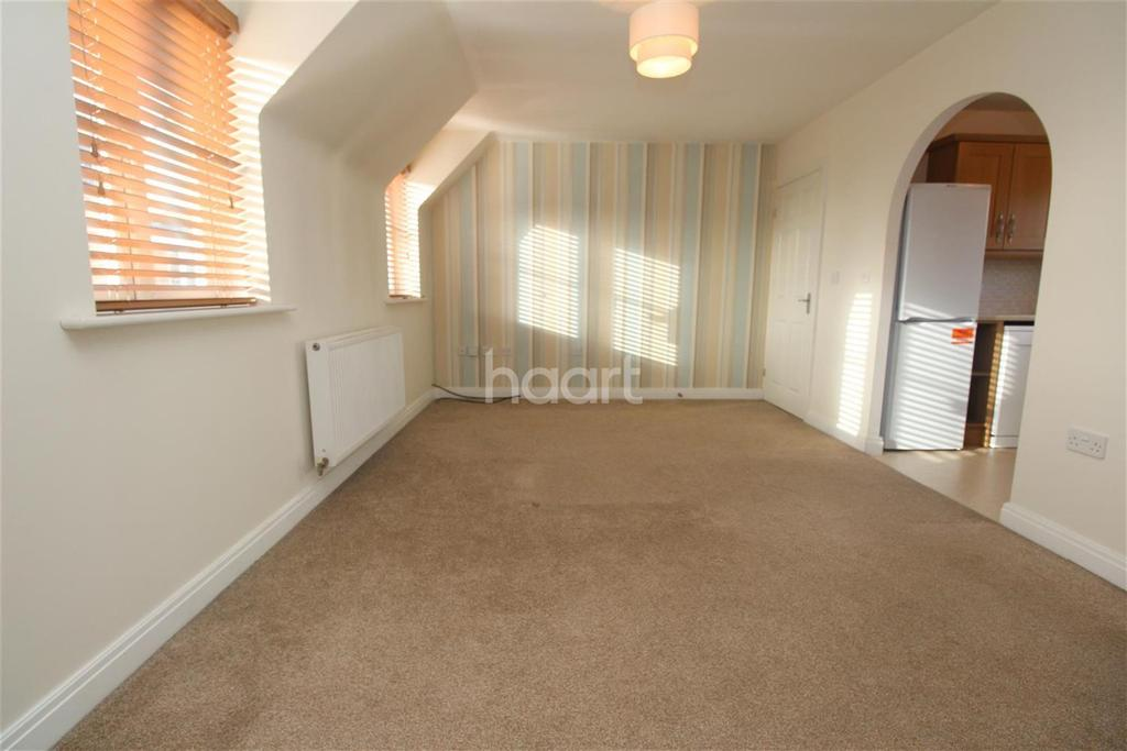 1 Bedroom Detached House for rent in Brindley Close, Stoney Stanton