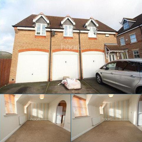 1 bedroom detached house to rent - Brindley Close, Stoney Stanton