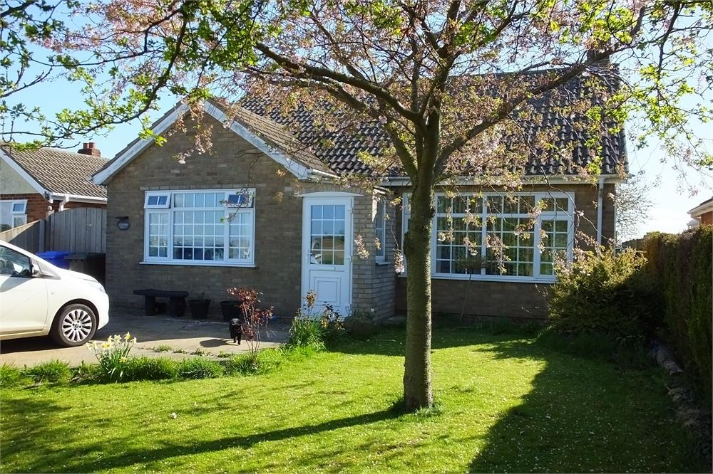 3 Bedrooms Detached Bungalow for sale in Bannisters Lane, Frampton West, Boston, Lincolnshire