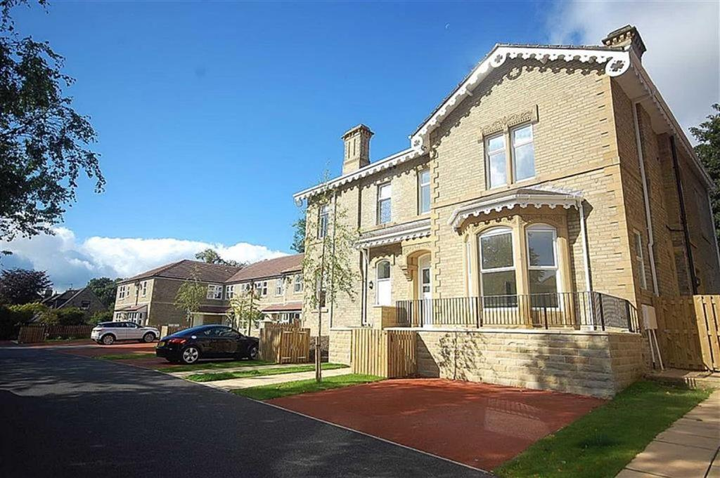 4 Bedrooms Semi Detached House for sale in Linden Mews, Linden Road, Halifax, HX3