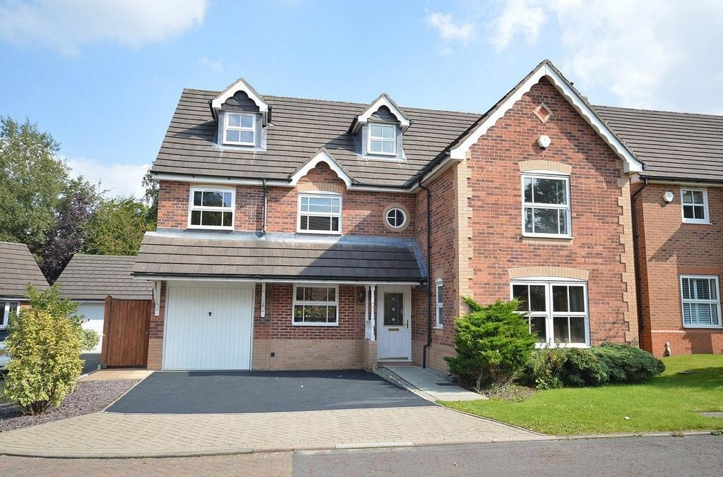 5 Bedrooms Detached House for sale in Gateley Close, Thelwall