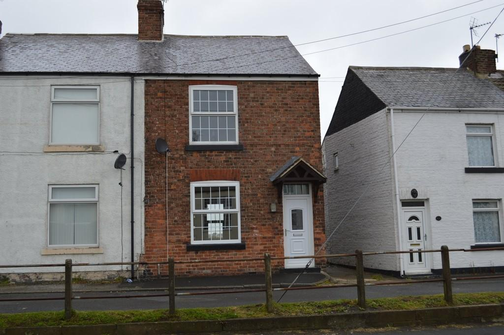 2 Bedrooms End Of Terrace House for sale in Front Street North , Trimdon Village