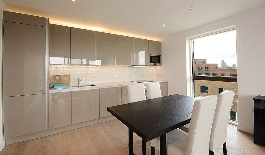 2 Bedrooms Flat for rent in Mansfield Point, Rodney Road, London, SE17