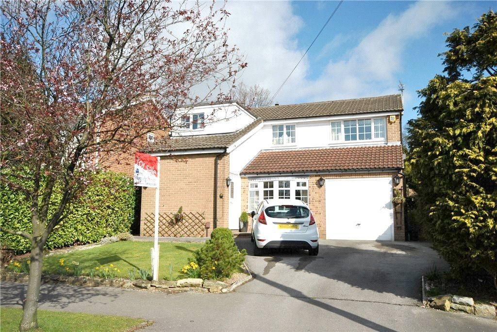 4 Bedrooms Detached House for sale in Adel Towers Court, Adel, Leeds