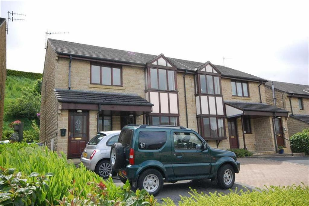 2 Bedrooms Flat for sale in Waingate, Linthwaite, Huddersfield, HD7
