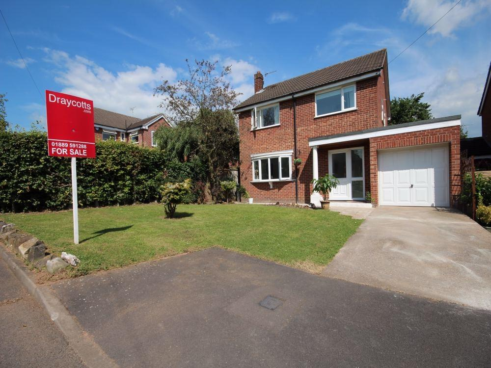 4 Bedrooms Detached House for sale in Narrow Lane, Denstone, Uttoxeter, Staffordshire