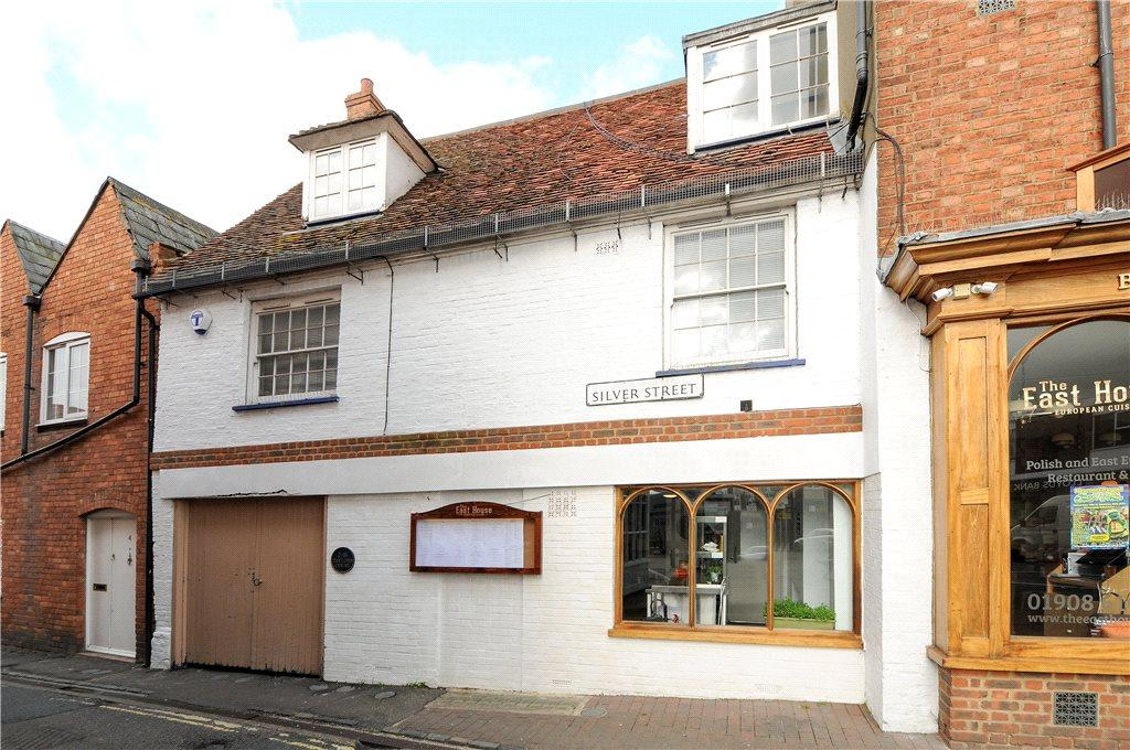 1 Bedroom Apartment Flat for sale in Taylors Court, Silver Street, Newport Pagnell, Buckinghamshire