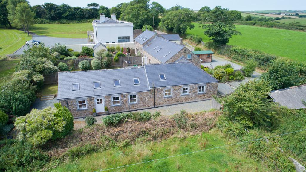 3 Bedrooms Detached Bungalow for sale in Portfield Gate, Haverfordwest, Pembrokeshire