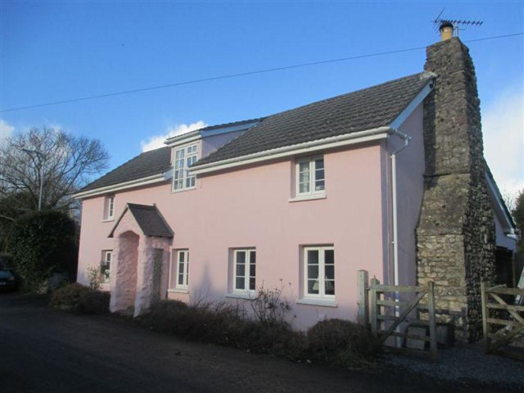 3 Bedrooms Detached House for sale in Angle Village, Angle, Pembroke
