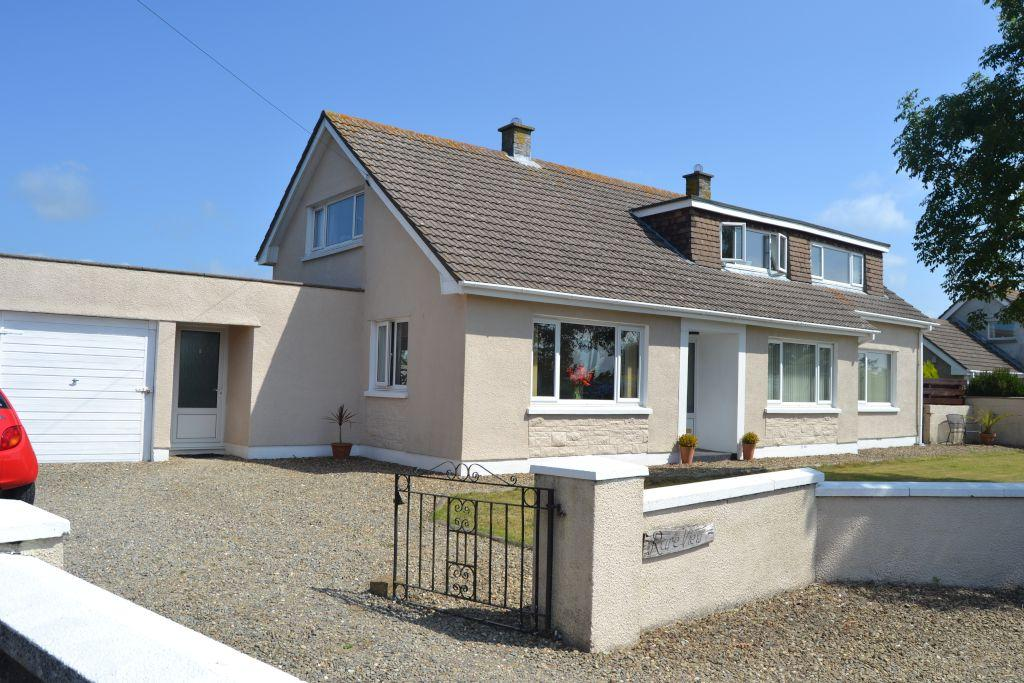 4 Bedrooms Detached Bungalow for sale in Simpson Cross, Haverfordwest