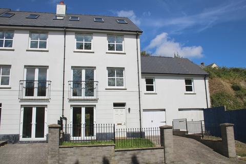 5 bedroom townhouse for sale - Kensington Gardens, Haverfordwest, Pembrokeshire