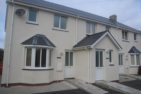 2 bedroom end of terrace house to rent - The Oaks, Tiers Cross. SA62 3DA