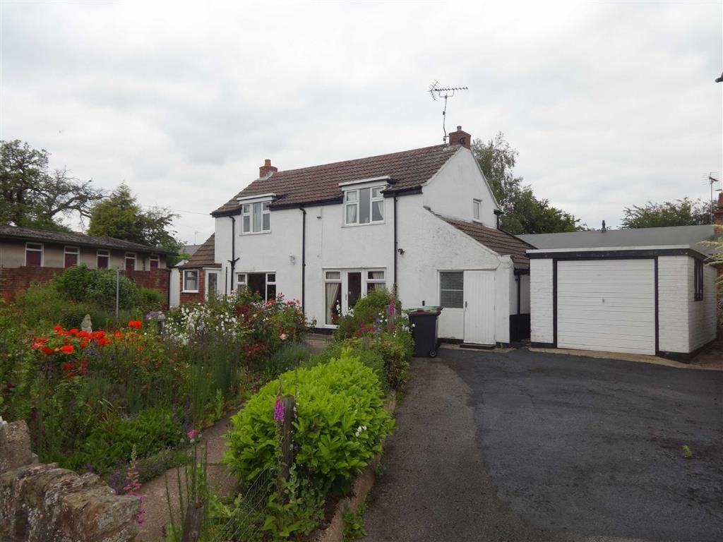 2 Bedrooms Detached House for sale in Fackley Road, Teversal, Notts, NG17