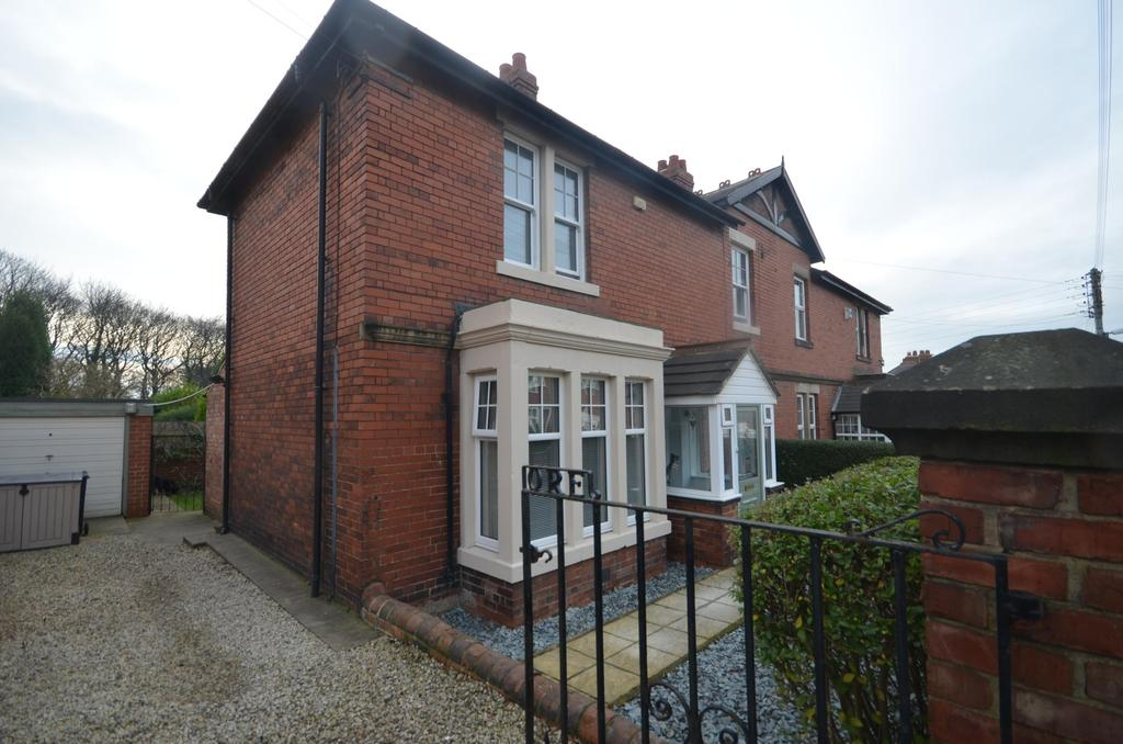 2 Bedrooms Semi Detached House for sale in Birtley