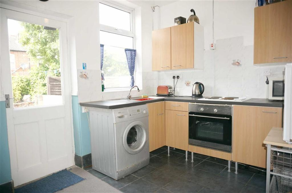 2 Bedrooms Terraced House for sale in Nelson Street, Whittington Moor, Chesterfield, S41