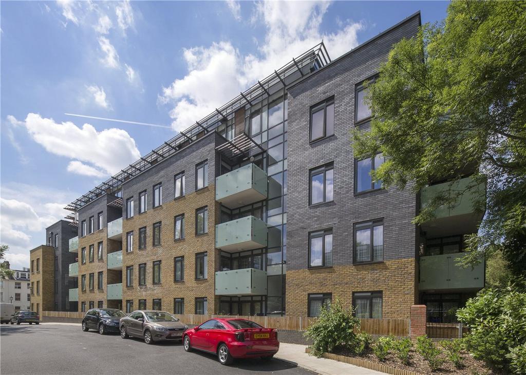 3 Bedrooms Flat for sale in 9 Regents Gate, St Edmunds Terrace, St Johns Wood, London, NW8