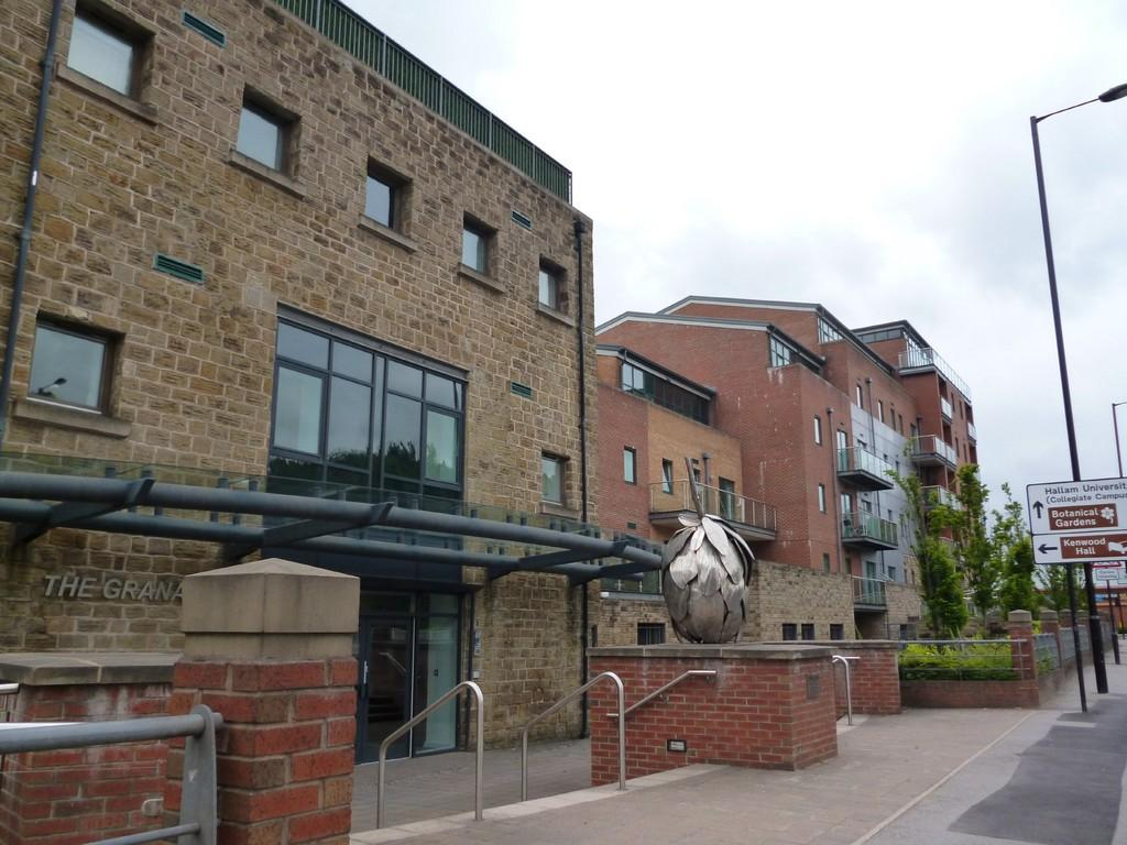 1 Bedroom Apartment Flat for sale in Coopers House, 211 Ecclesall Road, Sheffield, S11 8HF