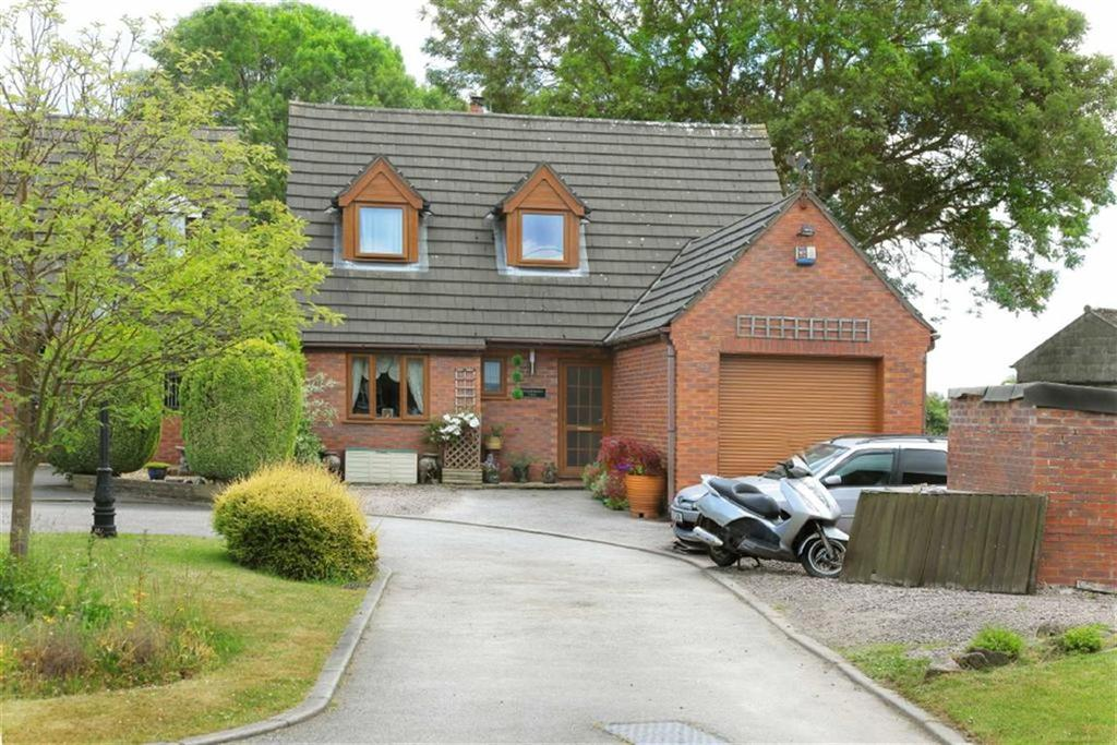 4 Bedrooms Detached House for sale in Wrexham Road, Faddiley Nantwich, Cheshire